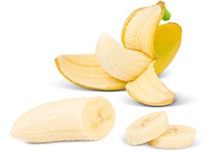 Bananowy przysmak