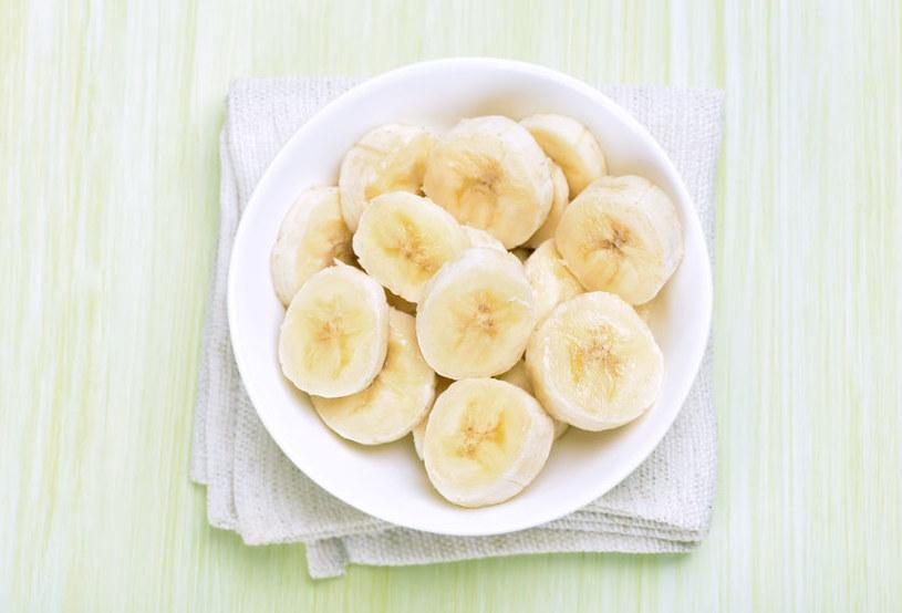 Banany a wrzody /©123RF/PICSEL