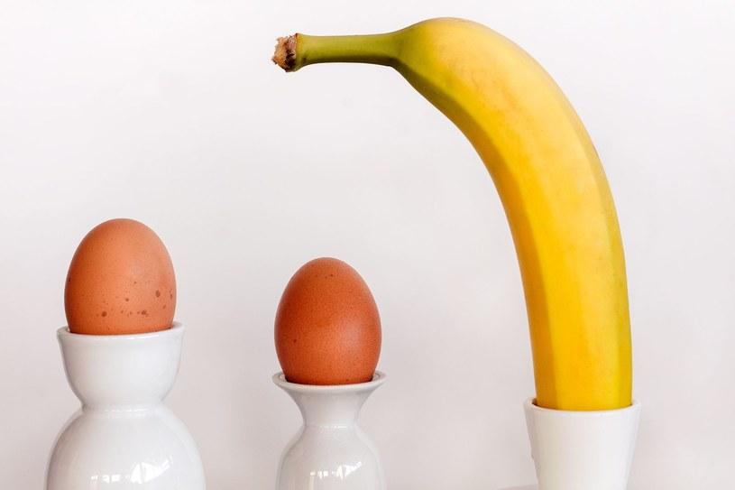 banany i jajka /© Photogenica