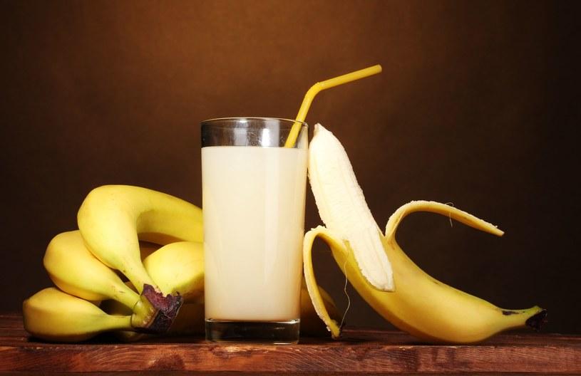 Banany mają dużo witamin i minerałów /123/RF PICSEL