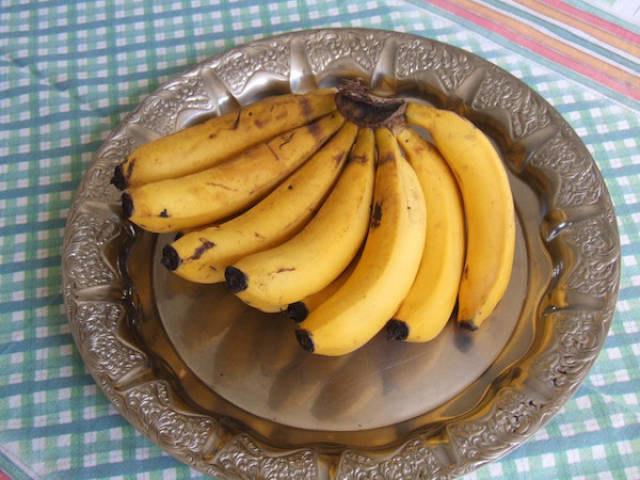 banany na wzdęcia /© Photogenica