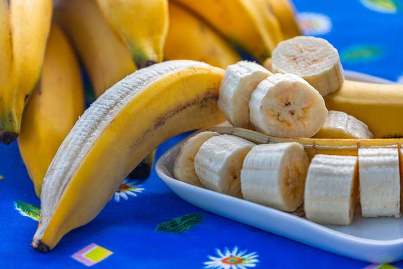 Banany są na czarnej liście diabetyków /123RF/PICSEL