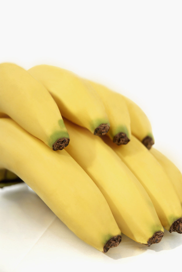 banany usuwanie drzazgi /© Photogenica
