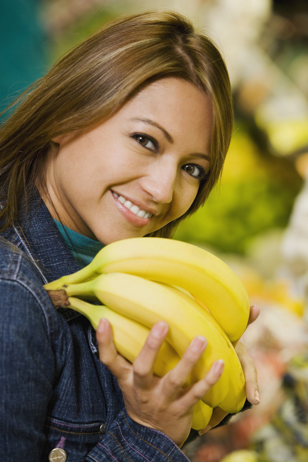 banany zdrowe /© Photogenica