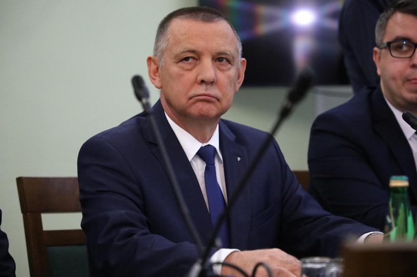 Banaś na posiedzeniu komisji /Piotr Molecki /East News