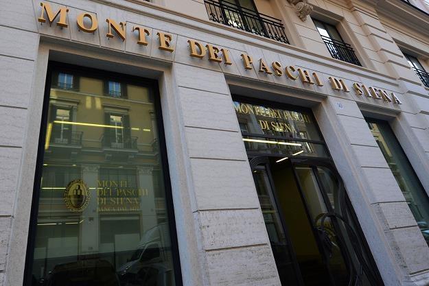 Banca Monte dei Paschi ze Sieny, najstarszy bank świata /AFP