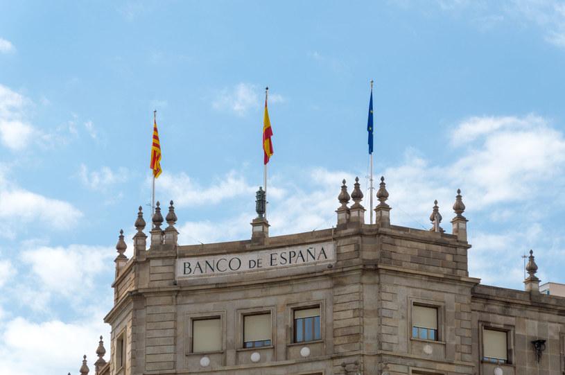 Banco de Espańa. /123RF/PICSEL