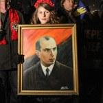 Bandera bohaterem Ukrainy? Wniosek w Radzie Najwyższej