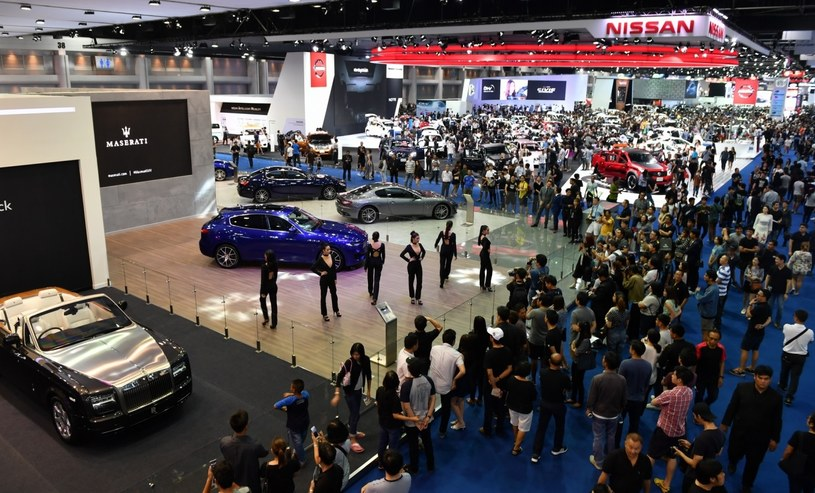 Bangkok International Motor Show 2017 /