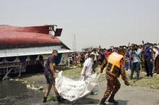Bangladesz: Co najmniej 26 ofiar katastrofy promu