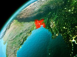 Bangladesz jest zagrożony katastrofalnym trzęsieniem ziemi