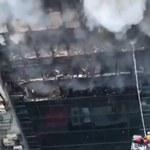 Bangladesz: W płonącym wieżowcu zginęło 26 osób. Zatrzymano właściciela budynku
