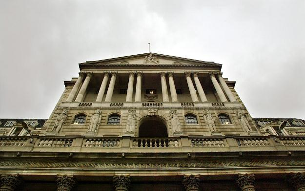 "Bank Anglii ma ""plan ratunkowy"" na wypadek rozpadu strefy euro /AFP"