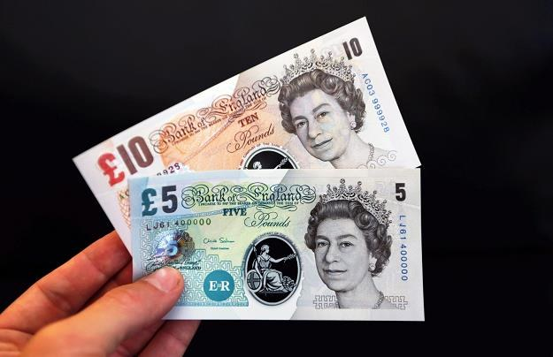 Bank Anglii zaprezentował banknoty polimerowe /PAP