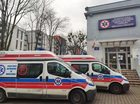 Bank Gospodarstwa Krajowego wspiera warszawskich ratowników medycznych