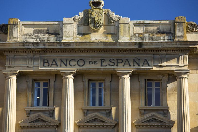 Bank Hiszpanii wzywa do redukcji deficytu budżetowego. /brak /East News