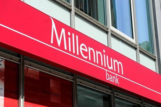 Bank Millenium miał kłopoty z wypłatami gotówlki. Fot. Piotr Wygoda /Agencja SE/East News