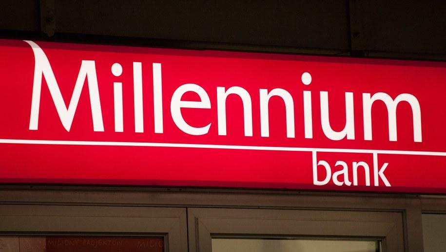 Bank Millenium /Marcin Kaliński /PAP