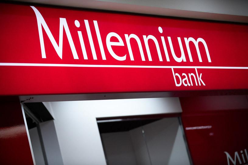 Bank Millennium chce zamknąć 60 placówek / Omar Marques /Agencja FORUM