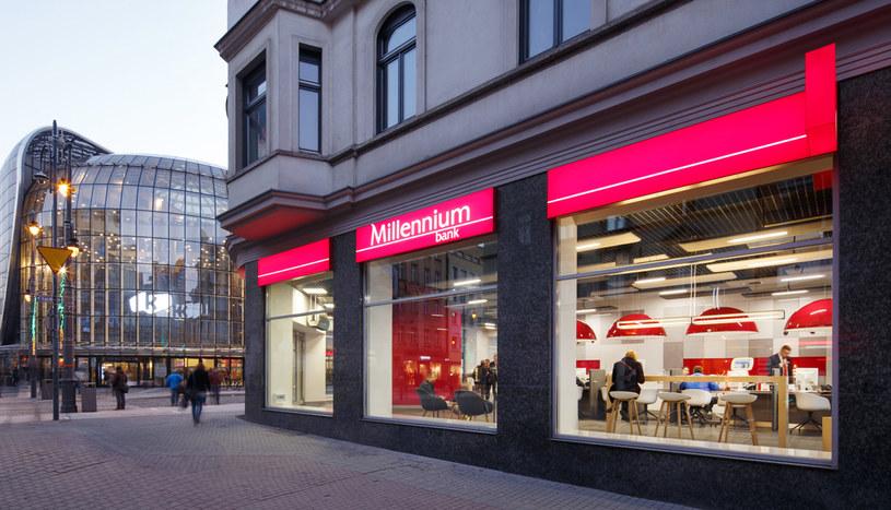 Bank Millennium utworzy w wynikach za I kwartał rezerwy na kredyty walutowe w wysokości 512 mln zł /Informacja prasowa