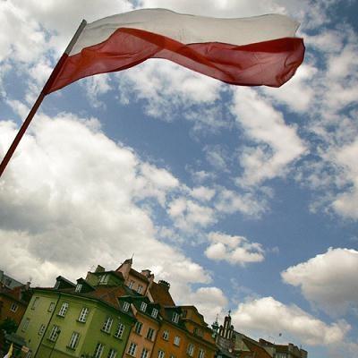 Bank of America Merrill Lynch podniósł prognozę wzrostu PKB Polski /AFP