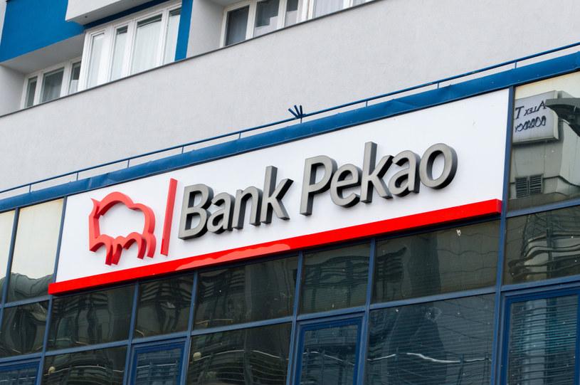 Bank Pekao chce przeznaczyć na dywidendę 50-75 proc. zysku za lata 2021-2024 /123RF/PICSEL