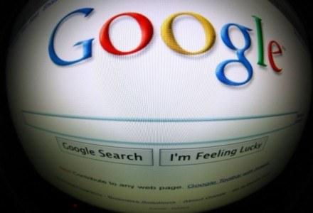 Bank pozywa Google /AFP