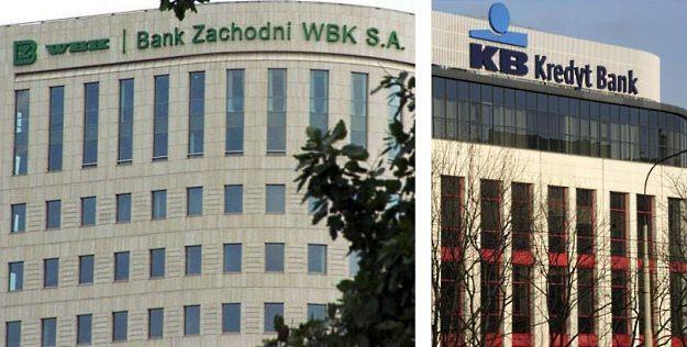 Bank Zachodni i Kredyt Bank połączą siły, fot. Lech Gawuc, Włodzimierz Wasyluk /Reporter