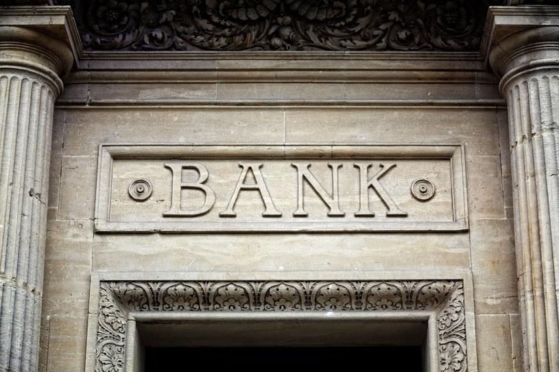 Bank; zdj. ilustracyjne /123RF/PICSEL