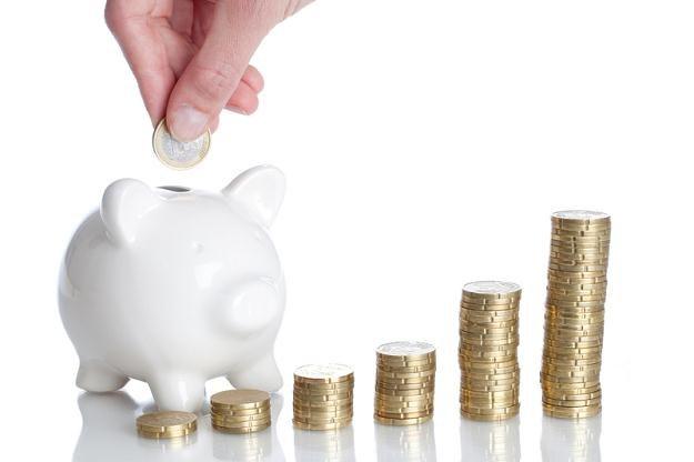 Banki coraz chętniej podnoszą stawki na rachunkach oszczędnościowych /© Panthermedia