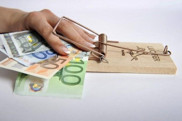 Banki nie chcą kredytować osób, które nie potrafią oszcżedzać, fot. Fred Guerdin /Reporter