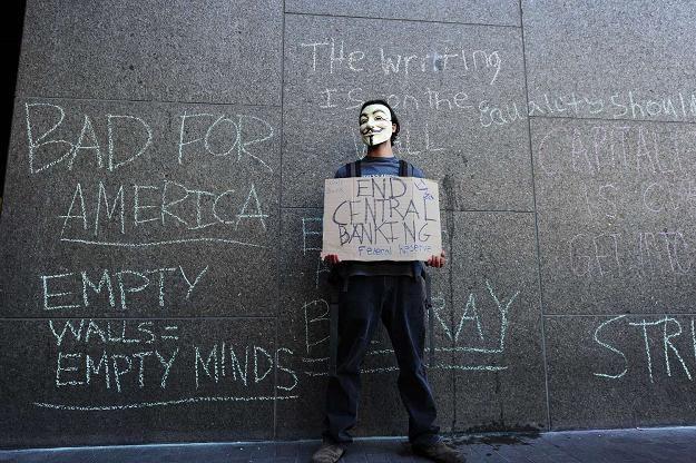 Banki nie chcą przyznać się, że popełniły błąd /AFP