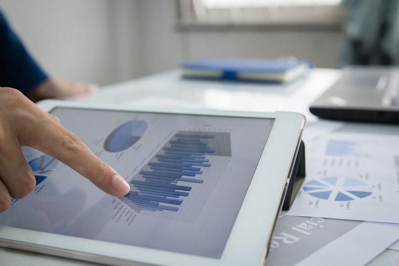 Banki notują pokaźne zyski /123RF/PICSEL