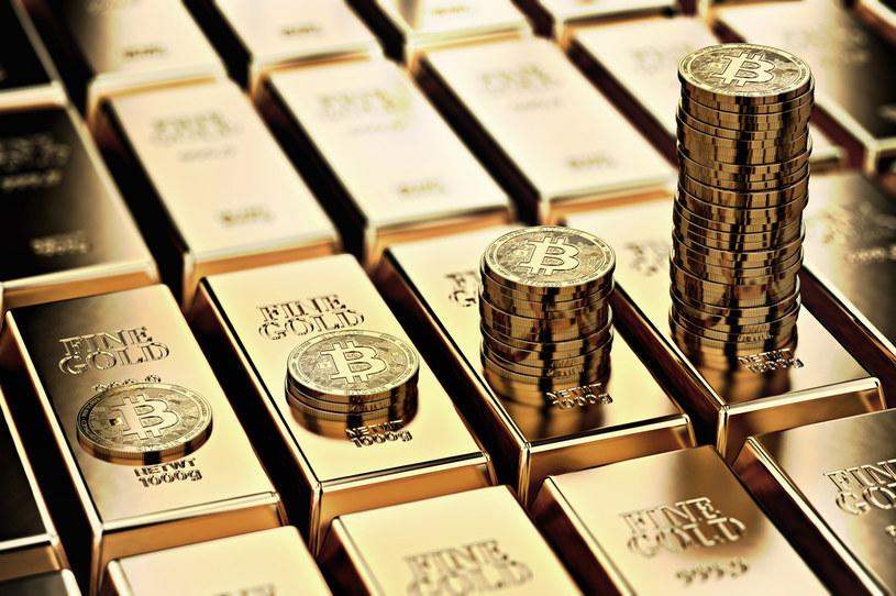 Banki poszerzają ofertę o kryptowaluty /123RF/PICSEL
