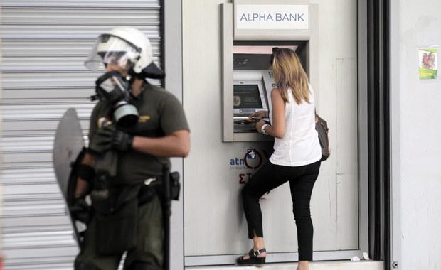 """Banki w Grecji wkrótce zostaną otwarte? """"Wierzę, że problemy nie potrwają długo"""""""