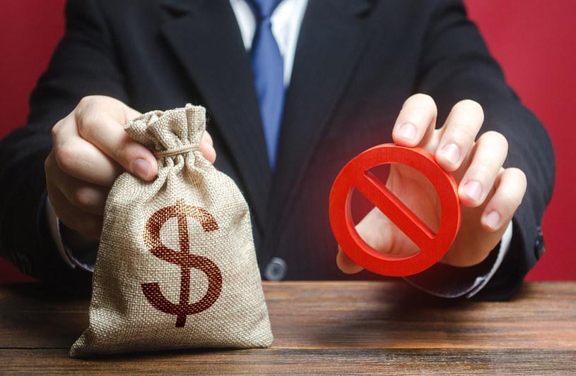 Banki zakręciły kurki z pieniędzmi. /123RF/PICSEL