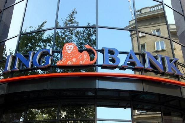 Bankiem, który deklaruje, że nie będzie kredytować prowizji jest m.in. ING BS. Fot. Marek Kudelski /Agencja SE/East News