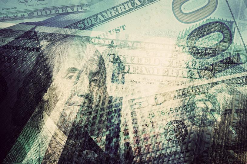 """Bankierzy obawiają się, że dotychczasowe wsparcie dla amerykańskiej gospodarki może być """"niewystarczające"""" /123RF/PICSEL"""