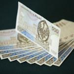 Banknoty o nominale 500 zł dostępne w wybranych bankomatach