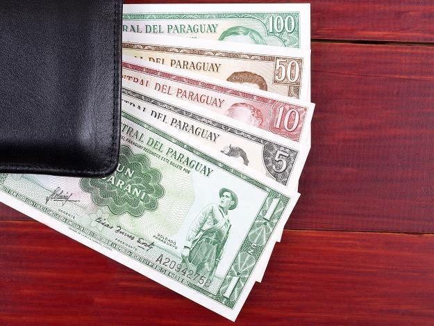 Banknoty Paragwaju /©123RF/PICSEL