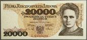 Banknot 20 000 zł