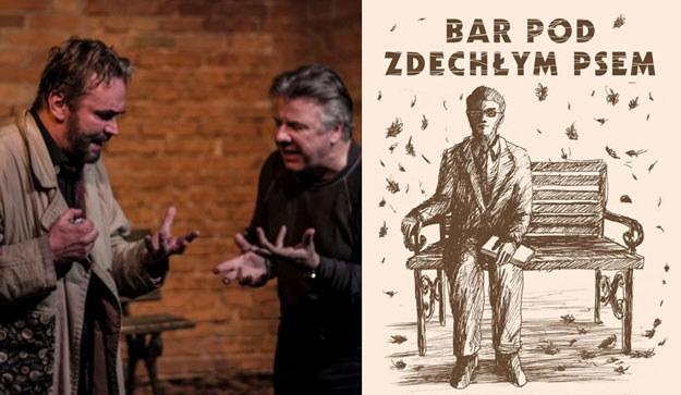 """""""Bar Pod Zdechłym Psem"""": Opowieść o walce z nałogami - fot. Anita Kot /materiały prasowe"""