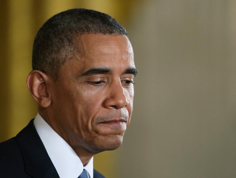 Barack Obama apeluje o refleksję nt. dostępu do broni /AFP