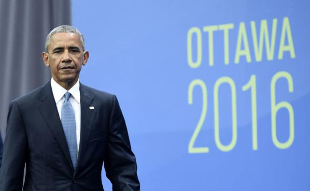 Barack Obama: Brexit może utrudnić rozwiązanie problemów, które powinny być rozwiązane /AFP