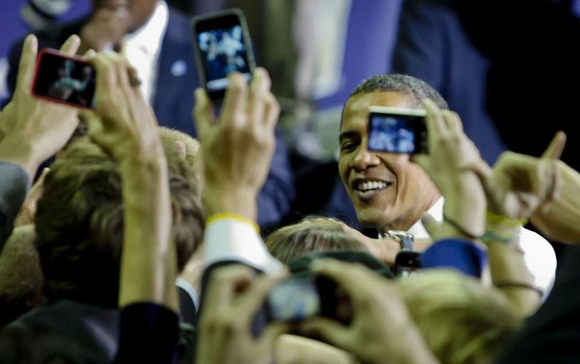 Barack Obama dotychczas używał Blackberry z 2007 roku. /123RF/PICSEL