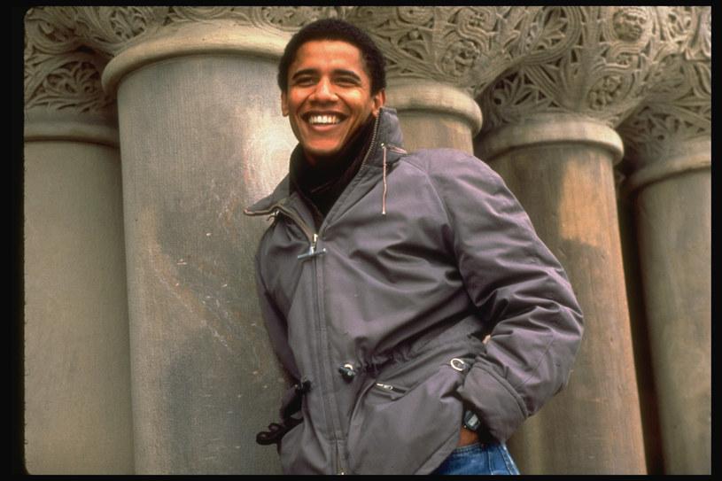 Barack Obama jako młody student prawa /Steve Liss / Contributor /Getty Images
