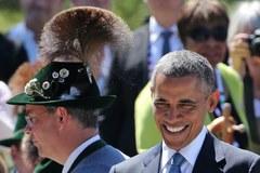 Barack Obama na szczycie G7