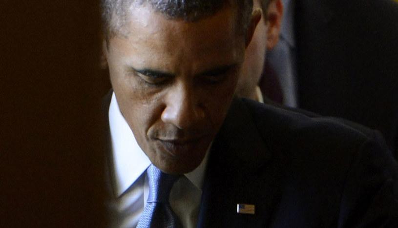 Barack Obama nie ma spójnej strategii wobec Syrii - twierdzą eksperci. /PAP