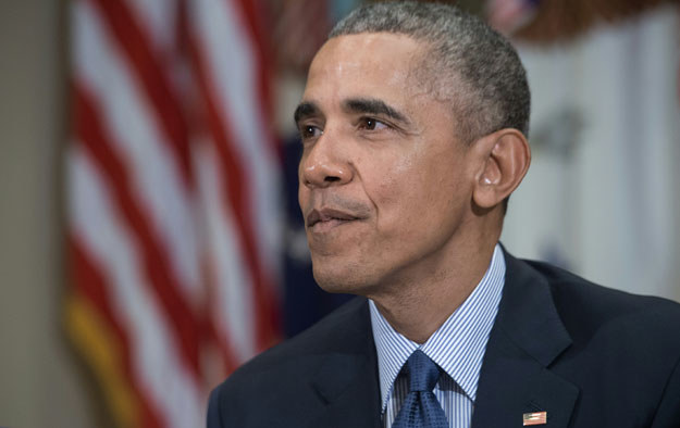 Barack Obama nie zabiegał o spotkanie z Fidelem Castro /AFP
