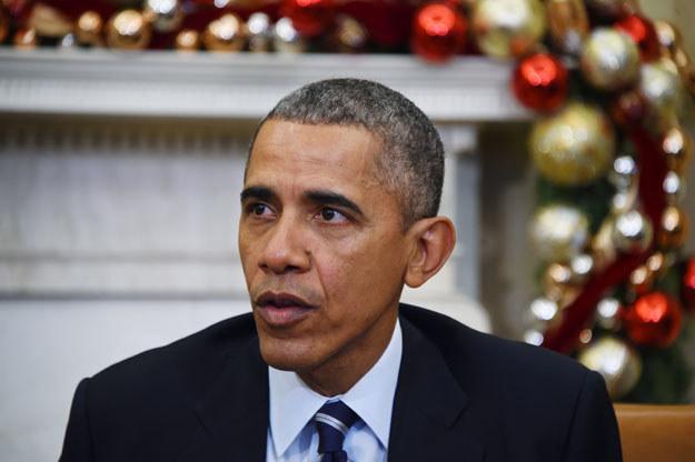 Barack Obama opowie o strategii walki z terroryzmem /AFP
